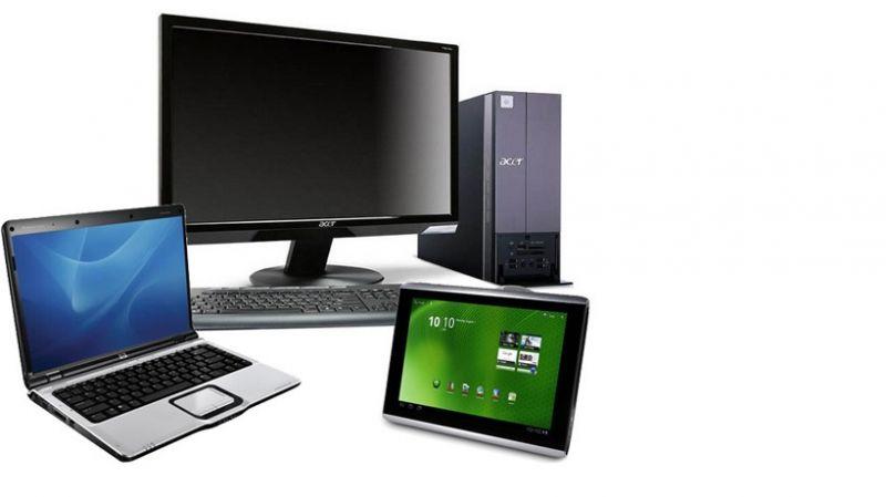 Ремонт компьютерной техники, сотовых телефонов, планшетов