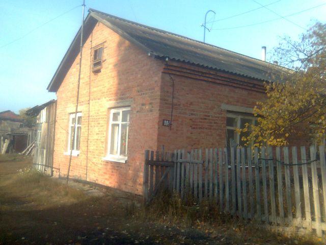 Продам дом с участком земли 9 соток в Новосибирской области.