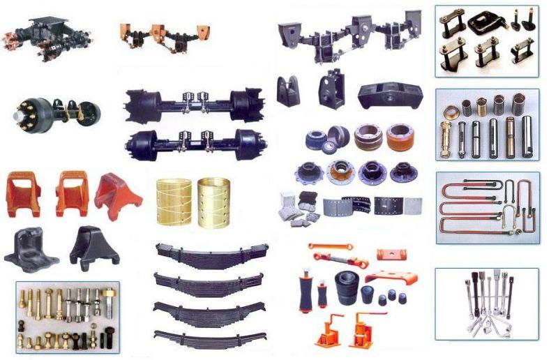 ООО ТК БКР-АВТО Мы предлагаем запасные части для полуприцепов.