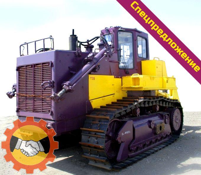 Продажа тракторов и бульдозеров ЧЕТРА Промтрактор