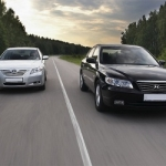 Hyundai догоняет Toyota - В 2011 году новосибирцы выстроились в очереди за автомобилями Hyundai.