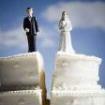 Новосибирскстат опубликовал в пятницу статистику браков и разводов в Новосибирской области за первый квартал 2011 года.