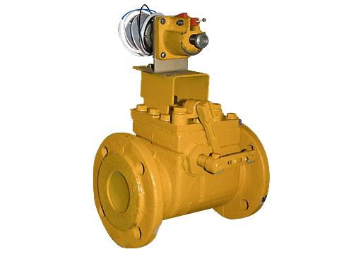 клапан запорный электромагнитный кпэг