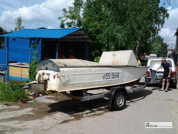 автомобильные прицепы для резиновых лодок