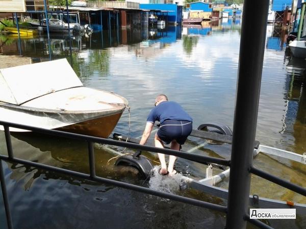 аренда прицепа для лодки в новосибирске