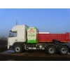 Dayun тягач ГАЗ-Метан 6х4 модель CGC4253 (CNG)