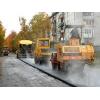Асфальтировка дорог производится по современным технологиям