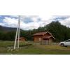 новый  дом на Алтае