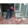 Демонтаж стен перегородок
