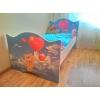 """Детская кроватка """"Мишка на шариках"""""""
