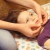 Детский массаж и ЛФК