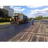 Дорожные работы в Новосибирске