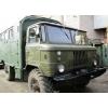Грузовой автомобиль ГАЗ-66 шасси  с хранения
