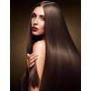 Кератиновое выпрямление и окрашивание волос.