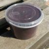 Коричневый краситель (пигмент) для бетона