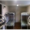 Кровати металлические двухъярусные усиленные АРТ-006