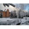 Место для фотосессии в роскоши Усадьбы с живописным парком в пригороде Новосибирска
