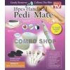 Набор для маникюра и педикюра Pedi Mate 18 предметов
