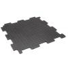Недорогая плитка из резины для пола в гараже «Резиплит-11»