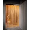 Нитяные шторы - занавеса кисея