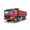 Аренда самосвалов ХОВО (20 тонн) от СпецТех в Новосибирске.