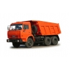 Аренда самосвалов КАМАЗ (10 тонн) от СпецТех в Новосибирске.