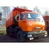 Аренда самосвалов КАМАЗ (15 тонн) от СпецТех в Новосибирске.