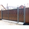 Кованые изделия под заказ - ворота, ограды, решётки, перила.