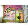 Оригинальня детская мебель для ребенка Выше радуги