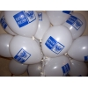 Печать на воздушных шарах.