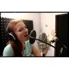 Песня в подарок. Запись в студии звукозаписи.