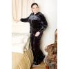 продам бархатный женский костюм для отдыха