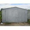 продам металлический гараж + доставка к вам на место.