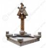 Ростовая фигура из кедра «Мельница»
