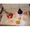 Шоколадный фонтан, Сахарная вата, Попкорн
