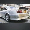Спойлер Duck Tail на Toyota Chaser JZX100