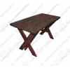 Стол состаренный 80 см