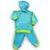 Теплая одежда для новорожденных на осень / Жёлтый кот