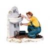 вызов сантехника на дом,все виды работ.