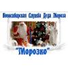 Вызвать Деда Мороза в Новосибирске