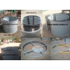 Формы для изготовления бетонных колец