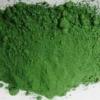 Зеленый краситель (пигмент) для бетона