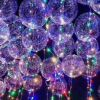 Воздушные шары прозрачный,  мыльный пузырь.